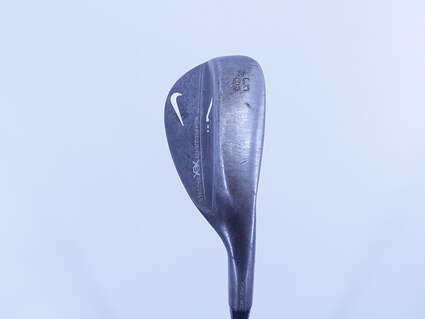 Nike Victory Red Pro Black Oxide Wedge Lob LW 58° 16 Deg Bounce Stock Steel Shaft Steel Right Handed 34.5in