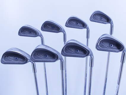 Ping Eye 2 Iron Set 3-PW Ping ZZ Lite Steel Regular Right Handed 38.0in