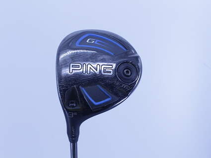 Ping 2016 G SF Tec Fairway Wood 5 Wood 5W 16° Ping Tour 65 Graphite Regular Left Handed 42.5in
