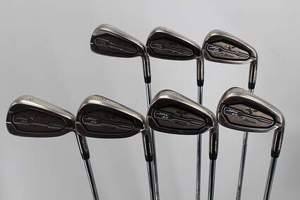 Mizuno 2015 JPX EZ Forged Iron Set 5-GW Stock Steel Shaft Steel Right Handed 38.0in
