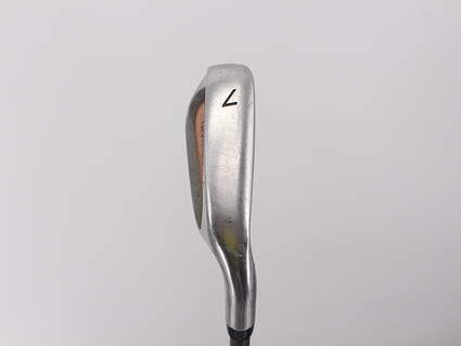 TaylorMade Firesole Single Iron 7 Iron TM Bubble Graphite Stiff Right Handed 37.5in