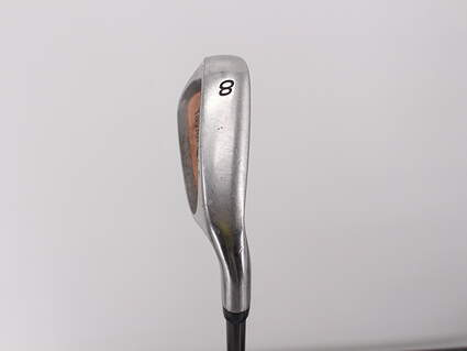 TaylorMade Firesole Single Iron 8 Iron TM Bubble Graphite Stiff Right Handed 36.75in