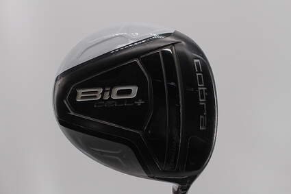 Cobra Bio Cell + Black Driver 8.5° Matrix Ozik HD 6Q3 Red Tie Graphite Stiff Right Handed 45.0in