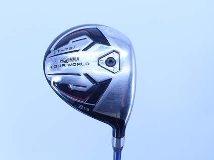 Honma TW737 FW Fairway Wood 3 Wood 3W 13° Vizard 60 Graphite Stiff Right Handed 42.75in