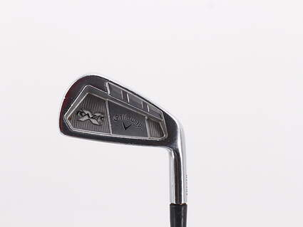 Callaway Razr X Forged Single Iron 4 Iron Dynamic Gold AMT S300 Steel Right Handed 38.5in