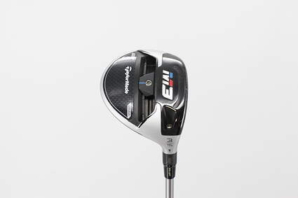 TaylorMade M3 Fairway Wood 3 Wood 3W 15° Mitsubishi Tensei CK 65 Blue Graphite Stiff Right Handed 43.25in
