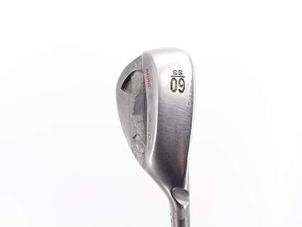 Ping Tour Gorge Wedge Lob LW 60° Standard Sole Ping CFS Steel Stiff Right Handed 35.0in