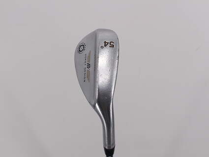 Titleist Vokey Spin Milled Wedge Sand SW 54° 10 Deg Bounce Rifle 5.5 Steel Wedge Flex Right Handed 35.75in