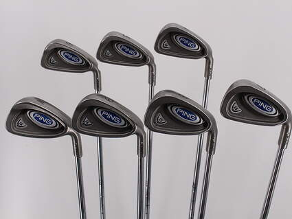 Ping i5 Iron Set 4-PW True Temper Steel Stiff Right Handed 38.75in