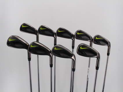 Nike Vapor Fly Iron Set 4-PW GW SW FST KBS Tour Steel Stiff Right Handed 38.75in