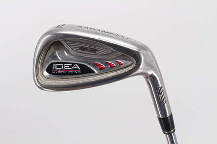 Adams Idea A3 Single Iron 9 Iron True Temper Player Lite Steel Regular Right Handed 36.5in