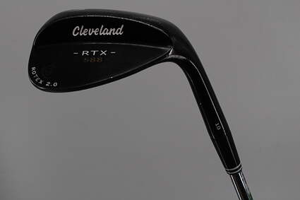 Cleveland 588 RTX 2.0 Black Satin Wedge Sand SW 54° Cleveland ROTEX Wedge Steel Wedge Flex Right Handed 35.5in