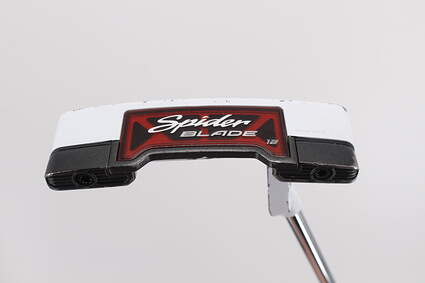 TaylorMade Spider Blade Counterbalance Putter Steel Right Handed 38.0in