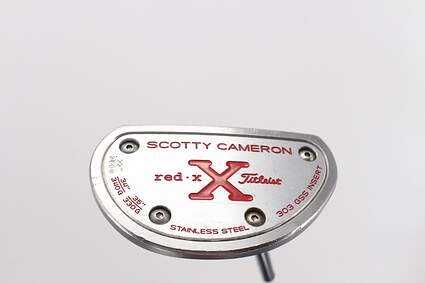 Titleist Scotty Cameron Red X Putter Steel Right Handed 35.0in