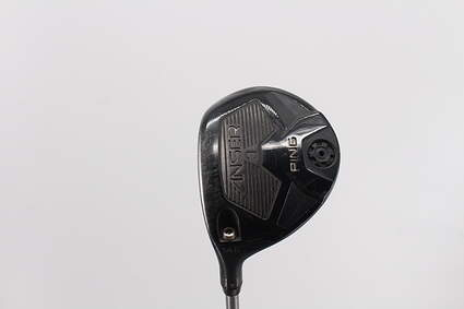 Ping Anser Fairway Wood 3 Wood 3W 14.5° Ping TFC 800F Graphite Senior Left Handed 42.75in