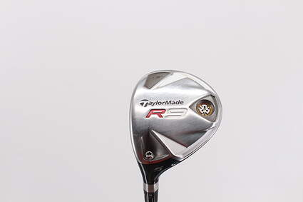 TaylorMade R9 Fairway Wood 5 Wood 5W 19° Fujikura Motore F3 70 Graphite Regular Left Handed 42.75in