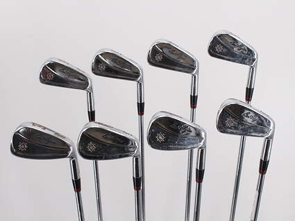 Ben Hogan Apex Forged Iron Set 3-PW Stock Steel Shaft Steel Stiff Right Handed 37.75in
