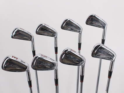 Ben Hogan Apex Redline Iron Set 3-PW Stock Steel Shaft Steel Stiff Right Handed 38.0in