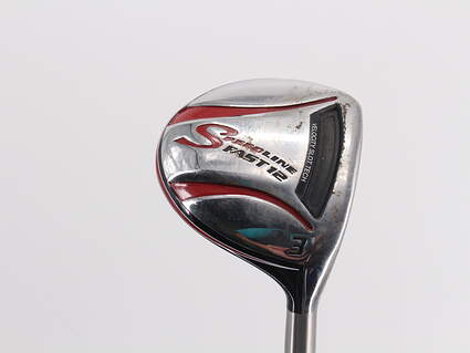 Adams Fast 12 Fairway Wood 3 Wood 3W Adams Grafalloy Speedline Graphite Regular Right Handed 44.0in