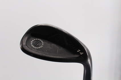 Cleveland CG14 Gunmetal Wedge Sand SW 54° Cleveland Traction Wedge Steel Wedge Flex Right Handed 35.5in