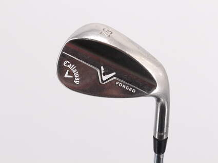 Callaway Forged Chrome Wedge Gap GW 52° 10 Deg Bounce R Grind Stock Steel Shaft Steel Wedge Flex Right Handed 36.0in