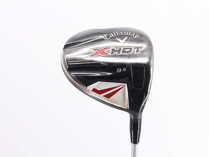Callaway 2013 X Hot Driver 9.5° Project X Velocity Graphite Regular Right Handed 45.5in