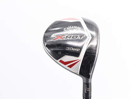 Callaway 2013 X Hot Pro Fairway Wood 3+ Wood 13° Project X PXv Graphite 6.0 Right Handed 44.25in