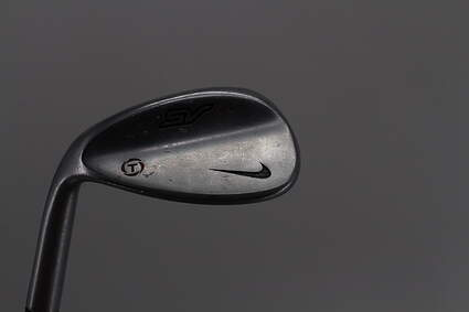Nike SV Tour Chrome Wedge 52° 10 Deg Bounce Dynamic Gold AMT S400 Steel Wedge Flex Left Handed 35.25in