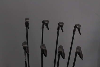 Ping i5 Iron Set 3-PW Stock Graphite Shaft Graphite Regular Right Handed 38.0in