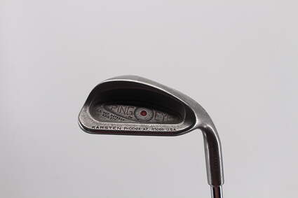 Ping Eye 2 Single Iron Pitching Wedge PW Stock Steel Shaft Steel Stiff Right Handed 35.5in