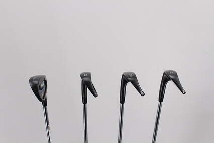 Cobra KING BLK Forged Tec One Length Iron Set 7-PW Nippon N.S. Pro 880 AMC Chrome Steel Regular Right Handed 37.0in