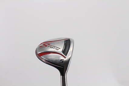 Adams Fast 12 Fairway Wood 5 Wood 5W 18° Adams Grafalloy Speedline Graphite Regular Right Handed 42.5in