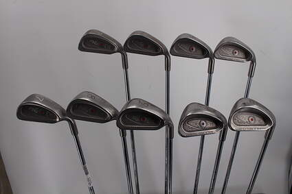 Ping Eye 2 Iron Set 3-PW Ping JZ Steel Uniflex Right Handed 38.0in