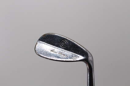 Cleveland 485 Gunmetal Wedge Sand SW 56° Stock Steel Shaft Steel Wedge Flex Right Handed 36.0in