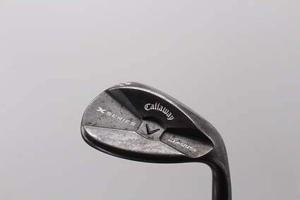 Callaway X Series Jaws Black Wedge Sand SW 56° True Temper Dynamic Gold S300 Steel Stiff Right Handed 36.0in