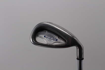Callaway X-14 Single Iron 8 Iron Stock Steel Shaft Steel Uniflex Right Handed 36.5in