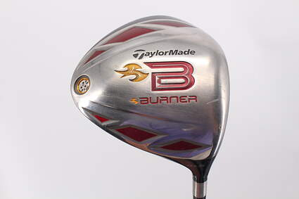 TaylorMade 2009 Burner Driver 10.5° TM Reax 4.8 Graphite Regular Right Handed 46.0in
