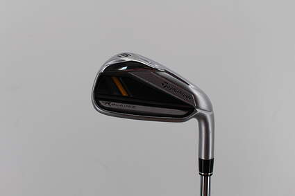 TaylorMade Rocketbladez Single Iron 6 Iron TM Matrix RocketFuel 65 Steel Regular Right Handed 39.75in