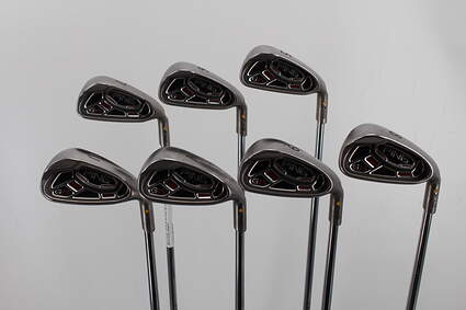 Ping G15 Iron Set 5-GW Ping AWT Steel Regular Right Handed Yellow Dot 38.25in