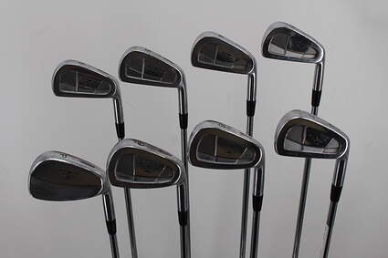 Mizuno T-Zoid Pro II Forged Iron Set 3-PW True Temper Dynamic Gold Steel Stiff Right Handed 38.0in