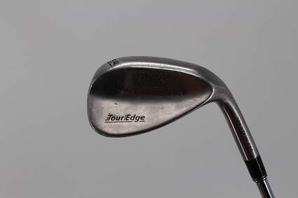 Tour Edge Triple Sole Grind Stainless Wedge Sand SW 54° Pure Feel Steel Steel Wedge Flex Right Handed 35.0in