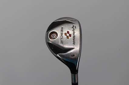TaylorMade 2009 Rescue Hybrid 4 Hybrid 22° TM Aldila reax 65 hybrid Graphite Stiff Right Handed 39.75in
