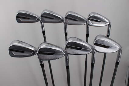 Ping G700 Iron Set 5-SW Ping TFC 419i Graphite Stiff Right Handed Black Dot 38.25in