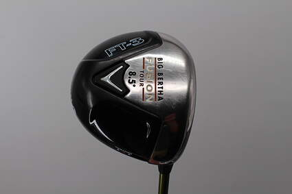 Callaway Fusion FT-3 Tour Driver 8.5° Aldila NV 65 Graphite Stiff Right Handed 45.0in