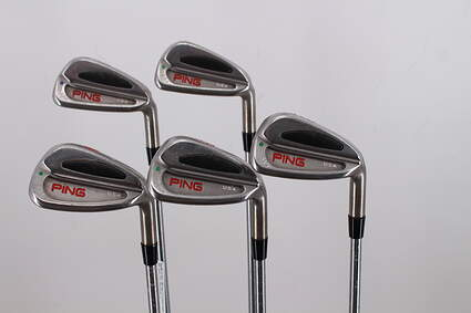 Ping S59 Iron Set 6-SW Project X 6.0 Graphite Graphite 6.0 Right Handed 37.5in