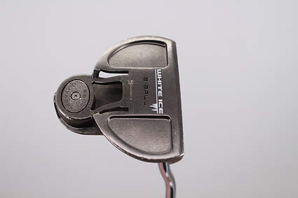 Odyssey White Ice 2-Ball Putter Steel Right Handed 33.5in