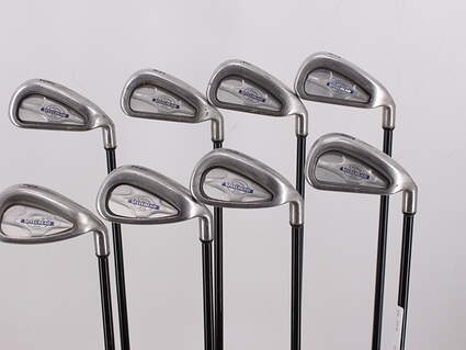 Callaway X-14 Iron Set 3-PW Stock Graphite Shaft Graphite Ladies Right Handed 37.75in