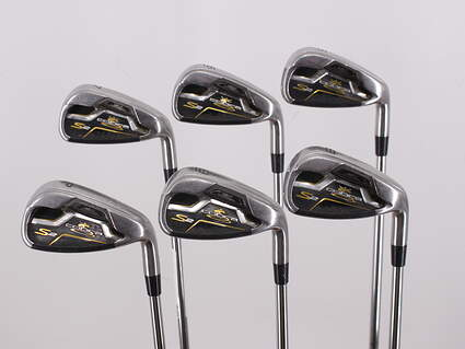 Cobra S2 Iron Set 5-PW True Temper Dynamic Gold S300 Steel Stiff Right Handed 38.0in