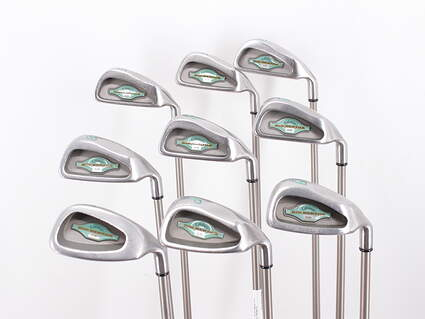Callaway 1994 Big Bertha Iron Set 3-PW SW Callaway Gems Graphite Ladies Right Handed 36.75in