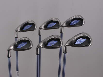 Callaway X-16 Iron Set 5-PW System UL 45 Graphite Ladies Left Handed 37.0in